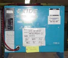GB Industrial Battery: Charger Photos, Identification on